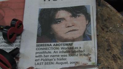 Serena Abbotsway Poster